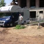 Ver- und Entsorgung nach Bauernhofmanier