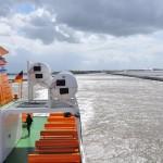 Überfahrt nach Langeoog