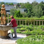 Im Pomeranzengarten Leonberg