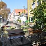 Mühlbach in Memmingen