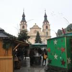 Eingang zum Markt in Ludwigsburg