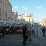 Mantua - Piazza Sordollo
