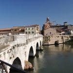 Rimini - Tiberiusbrücke