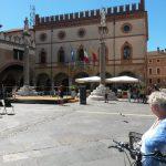 Ravenna - piaza del Popolo
